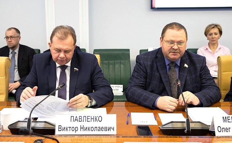 Виктор Павленко иОлег Мельниченко
