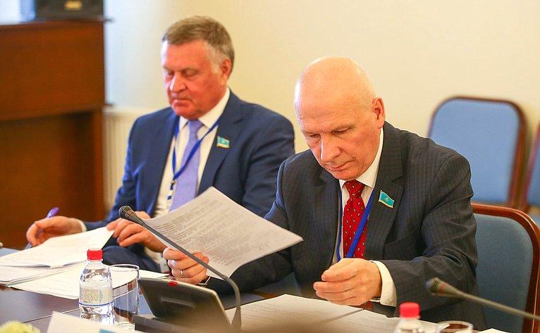 Заседание постоянной комиссии МПА СНГ поправовым вопросам