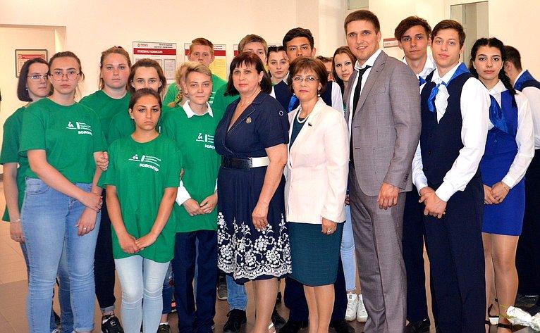 ВВолгоградской области завершился региональный отборочный этап V Национального чемпионата профессионального мастерства среди людей синвалидностью «Абилимпикс»
