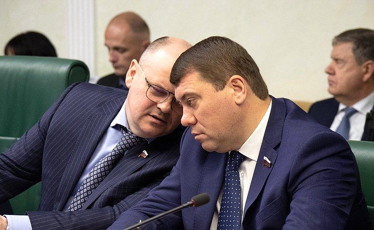 Алексей Дмитриенко иИван Абрамов