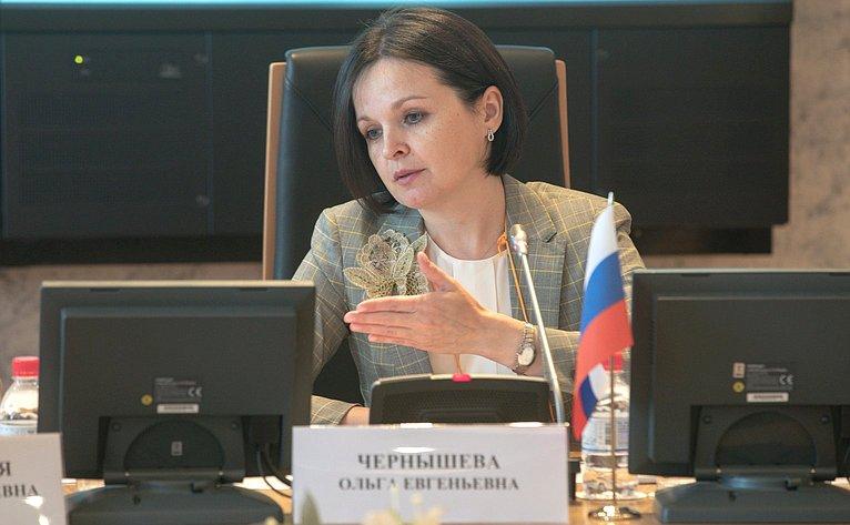 Ольга Чернышева