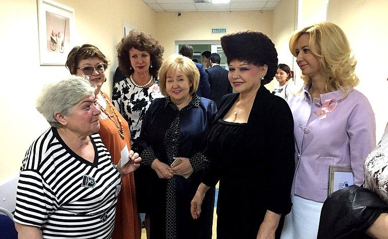 ВМосковском областном перинатальном центре вгороде Балашиха