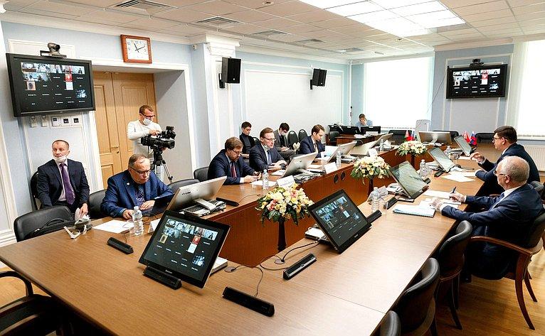 Заседание экспертной сессии высокого уровня «Образование как основа сохранения общей исторической памяти иразвития Союза Беларуси иРоссии» врамках VII Форума регионов Беларуси иРоссии