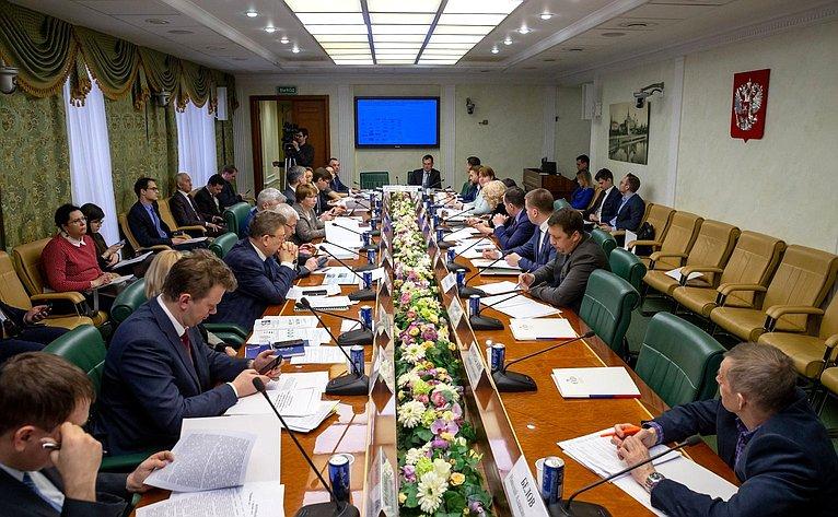 «Круглый стол» натему «Развитие высокотехнологичных отраслей переработки алюминия как один изфакторов развития национальной экономики»