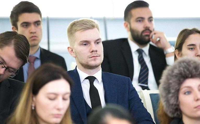 Встреча К. Косачева сучастниками Стэнфордского российско-американского форума