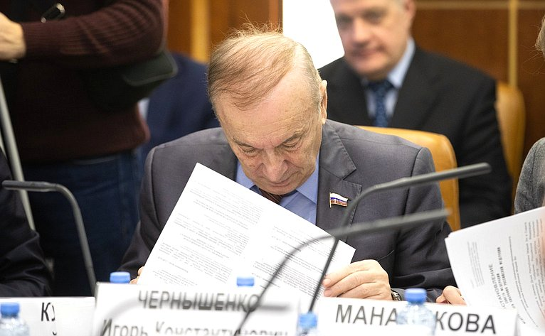 Игорь Чернышенко