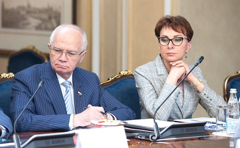 Фарит Мухаметшин иТатьяна Кусайко
