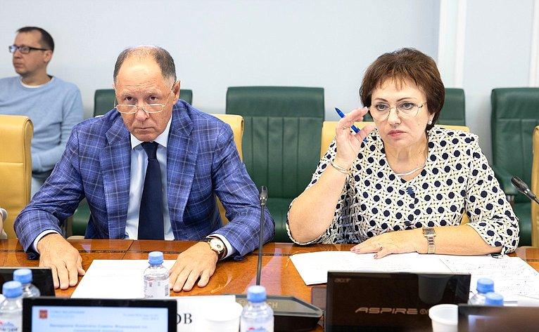 Виктор Абрамов иЕлена Бибикова