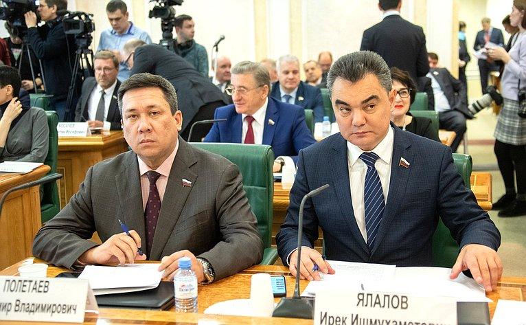 Владимир Полетаев иИрек Ялалов