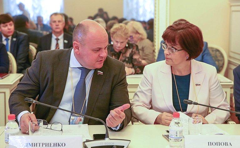 Алексей Дмитриенко иЕлена Попова