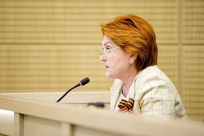 373-е Заседание Совета Федерации Болтенко