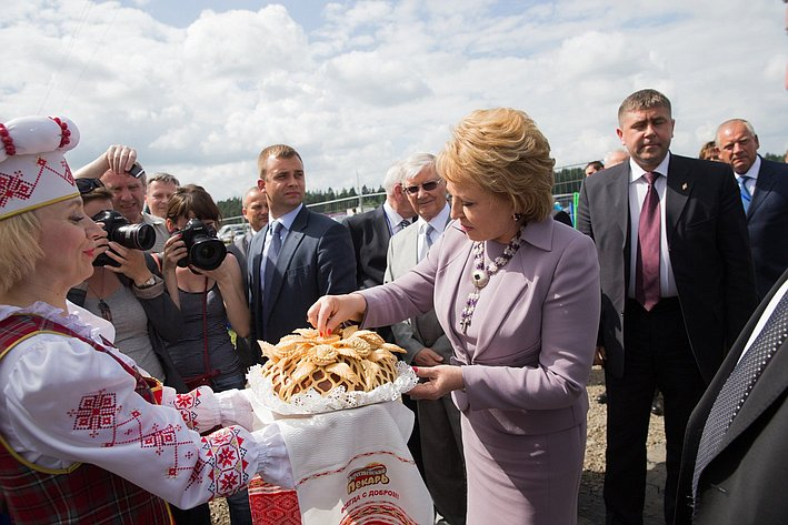 Визит в Беларусь-18