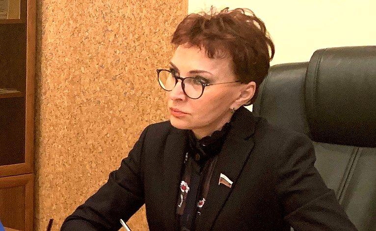 Татьяна Кусайко провела прием граждан