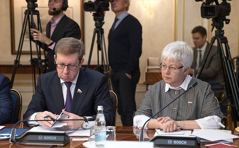 Алексей Майоров иОльга Тимофеева