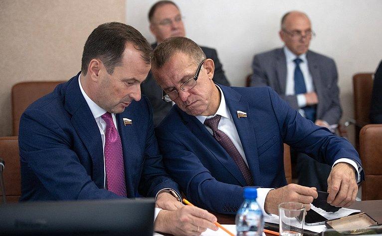 Юрий Федоров иВладимир Кравченко