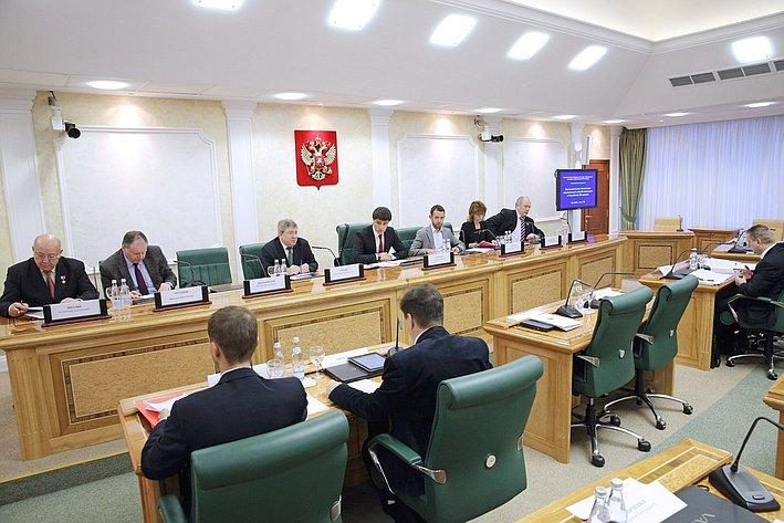 «Круглый стол» на тему «Законодательное обеспечение национальной кибербезопасности в РФ» 5