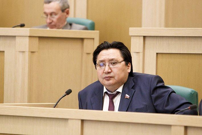 365-е заседание Акимов