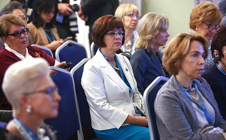 Открытая дискуссия «Активное долголетие– современные технологии иинициативы женщин»