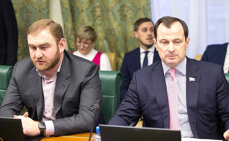 Р. Арашуков иЮ. Федоров