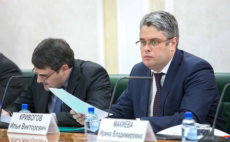 """Парламентские слушания натему «Оходе реализации приоритетной программы """"Комплексное развитие моногородов»"""