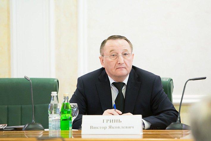 Заседание Президиума Совета законодателей РФ и Консультативного совета по межнациональным отношениям -16