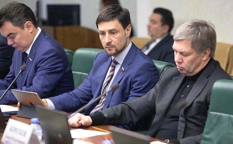 Алексей Синицын иАлексей Русских