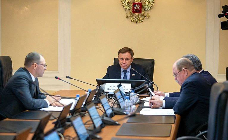 Заседание рабочей группы поорганизации Всероссийского съезда производителей ипереработчиков молока