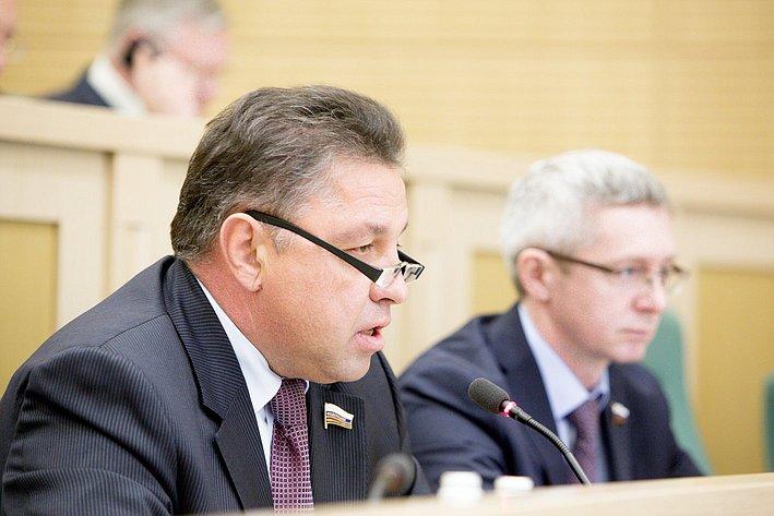 361-е заседание Тимченко