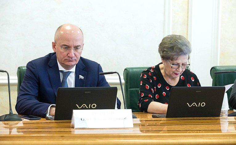 Олег Цепкин иСветлана Горячева