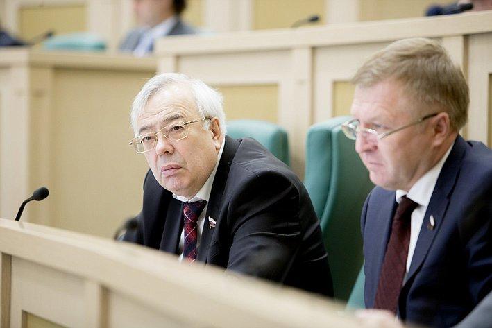 368-е заседание Бочков