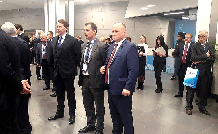 Алексей Кондратенко принял участие воткрывшемся вКраснодаре Всероссийском форуме покомплексному развитию городо
