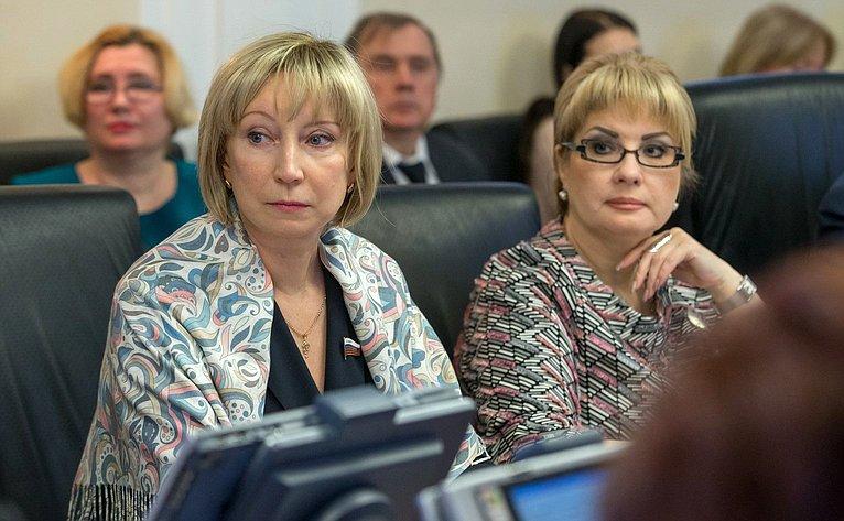 Римма Галушина иЕлена Грешнякова