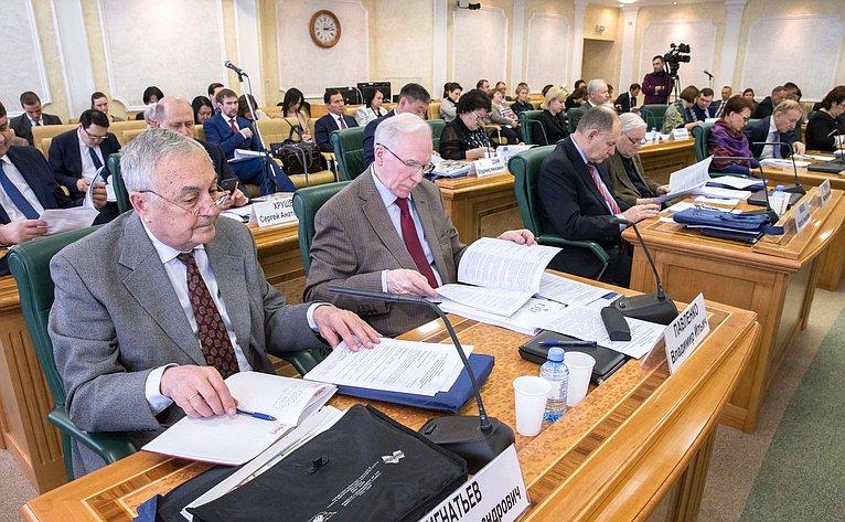 Заседание Совета поАрктике иАнтарктике натему «Особенности развития системы образования варктических регионах РФ»
