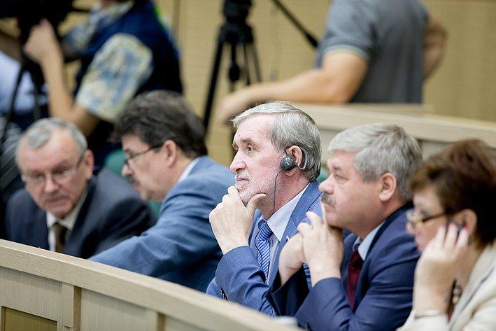 377-е заседание Ермаков, Неелов