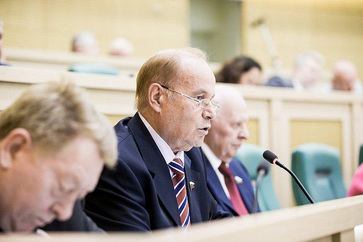 356 заседание СФ Чернышев
