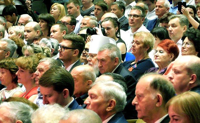 Владимир Бекетов принял участие впраздничных мероприятиях, посвященных 82-й годовщине образования Краснодарского края
