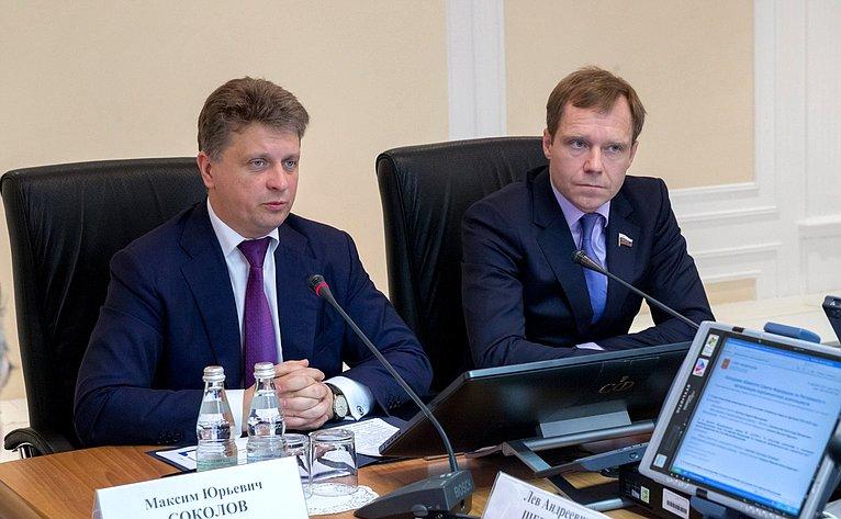 М. Соколов иА. Кутепов