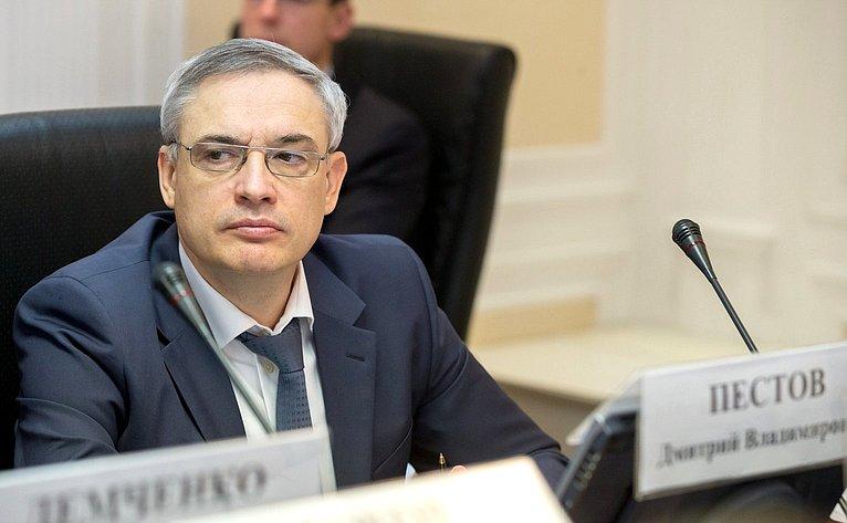 Д. Пестов