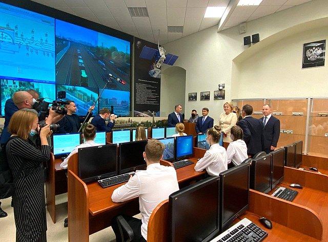 Лилия Гумерова поздравила студентов ипреподавателей Российского университета транспорта сДнем знаний