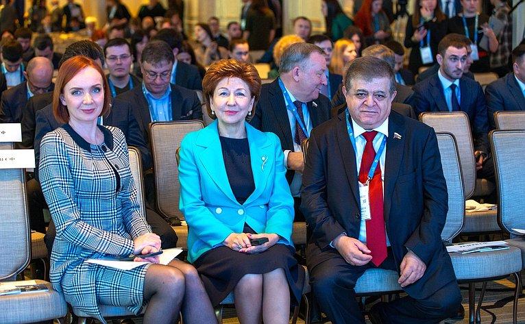 Галина Карелова иВладимир Джабаров