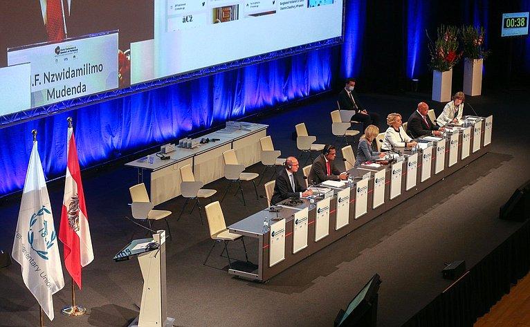 Общие интерактивные дебаты, посвященные глобальным мерам реагирования напандемию, вызванную COVID-19