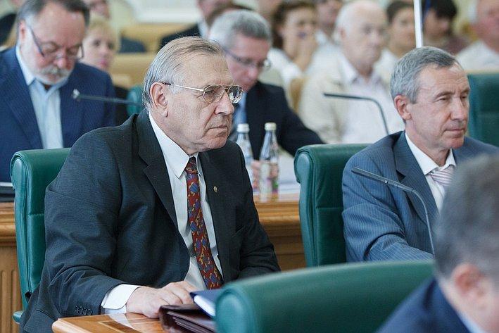 Парламентские слушания по культуре-29 Сударенков