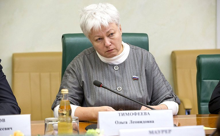 Встреча О. Тимофеевой сРуководителем фракции партии левых вгорсовете Квакенбрюк А. Маурером