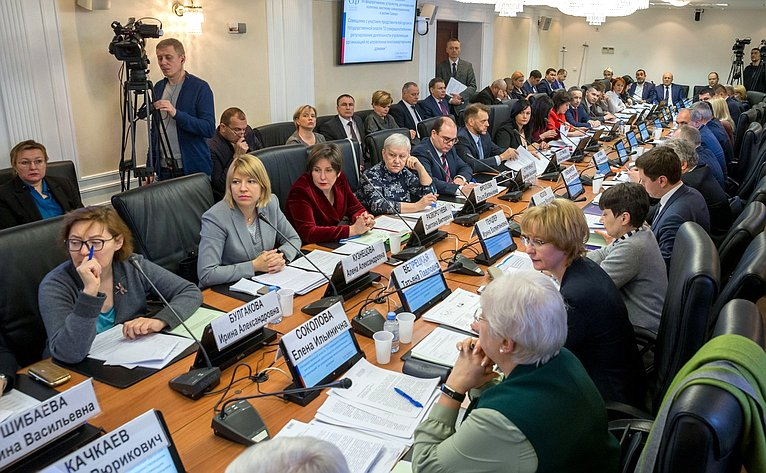 Совещание, посвященное вопросам совершенствования деятельности управляющих организаций всфере ЖКХ