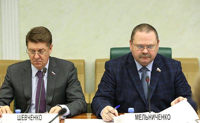 Андрей Шевченко иОлег Мельниченко