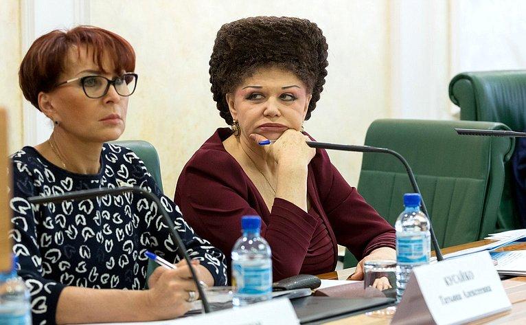 Т. Кусайко иВ. Петренко