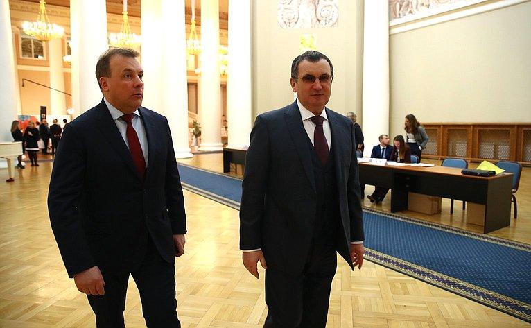 А. Муравьев иН. Федоров
