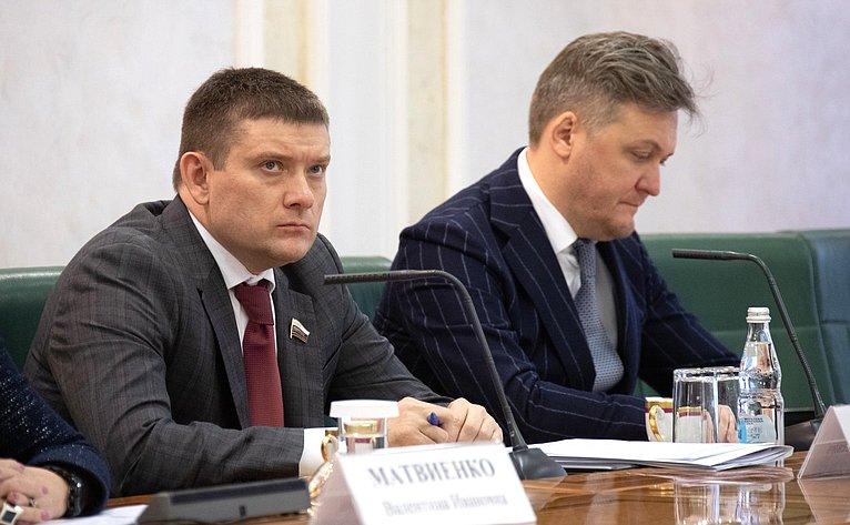 Николай Журавлев иДенис Соловьев