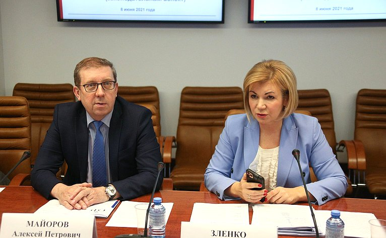 Совещание Комитета СФ поаграрно-продовольственной политике