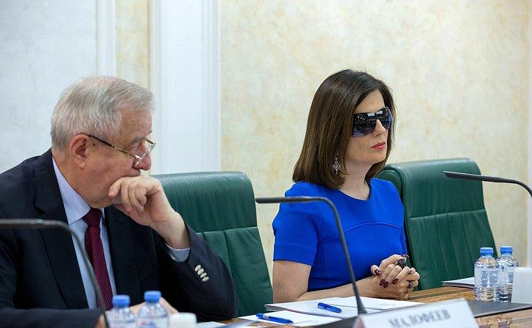 Николай Малофеев иДиана Гурцкая